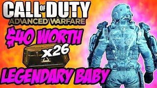 Download I Got A LEGENDARY SUPPLY DROP!!! ″Call of Duty Advanced Warfare″ Video