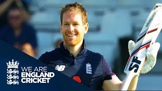 Download Morgan Century Drives England To Victory Against South Africa - England v South Africa 1st ODI 2017 Video