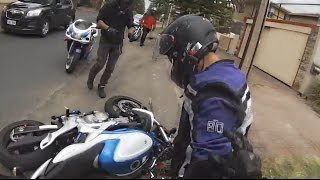 Download MOTORCYCLE CRASHES COMPILATION || Stupid, Crazy Drivers & Angry People Vs Bikers |Ep#03| Video