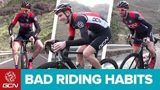 Download 4 Bad Cycling Habits | How To Look More Pro On A Bike Video