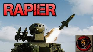 Download Rapier Air Defense Missile System Video