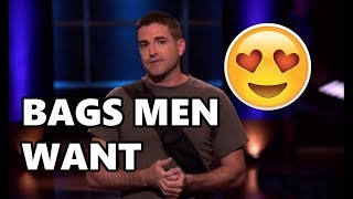 Download Shark Tank Bags That Men Want Video