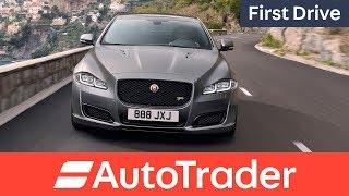 Download 2018 Jaguar XJR575 first drive review Video