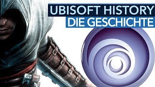 Download Vom Obsthandel zum Mega-Publisher - Ubisoft History: Die Geschichte der Assassin's-Creed-Macher Video