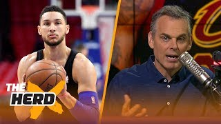 Download Colin Cowherd on potential dynasties in the NBA and the 2018 NBA ROY award | NBA | THE HERD Video