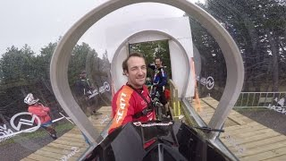Download GoPro DHI Course Preview - 2015 UCI MTB World Championships / Vallnord, AND Video