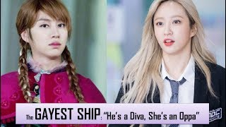 """Download Hani x Heechul Compilation (2015-2018) Part 2: """"The Gayest Ship″ Video"""