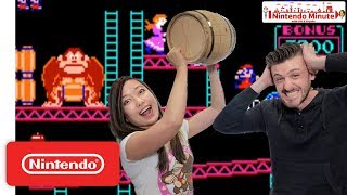 Download Our First Time Playing Donkey Kong Arcade - Nintendo Minute Video