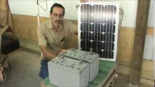 Download Solar panels for the beginner How to Part one Missouri Wind and Solar simple instructions Video