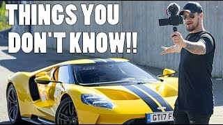 Download 5 FACTS YOU NEED TO KNOW ABOUT THE NEW FORD GT!! Video