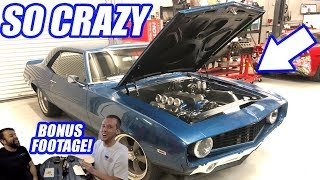Download INSANE 69 Camaro Resto Mod! Plus A Cleetus And Jeremy Showdown! Video