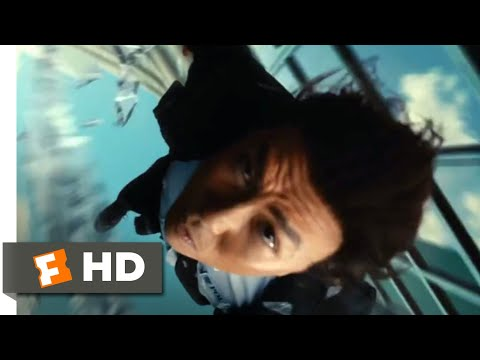 Iceman (2014) - Skyscraper Swandive Scene (6/10) | Movieclips