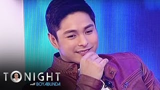 Download Coco describes his first kiss in Fast Talk with Boy Abunda Video
