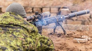 Download Canadian sniper's 3.5 km shot in Iraq shatters world record Video