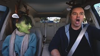 Download Apple Music — Carpool Karaoke — Ariana Grande and Seth MacFarlane Video