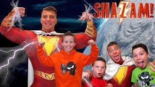 Download Paxton is Shazam Ninja Kidz TV Video