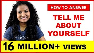 Download Interview Question: Tell Me About Yourself | Best Answer for Freshers & Experienced People ✓ Video