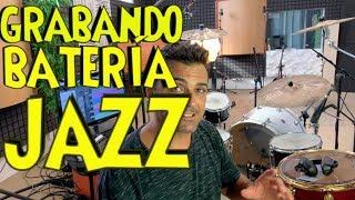 Download Grabando batería de Jazz - tonimateos Video