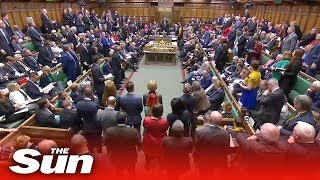 Download Boris Johnson presents his Brexit deal to the House | FULL Video