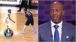 Download Chauncey Billups breaks down Luka Doncic film to show why he's so good | NBA Countdown Video