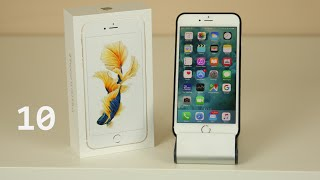 Download 10 Advanced Tips and Tricks for the iPhone 6S Plus Video