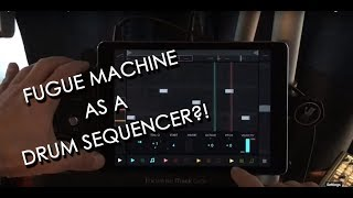Download Fugue Machine as a Drum Sequencer Video