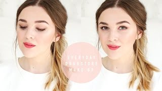 Download Everyday Drugstore Make Up: Glowing Skin Routine | I Covet Thee | AD Video