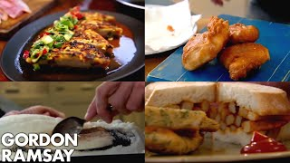 Download Gordon Ramsay's Top 5 Fish Recipes Video