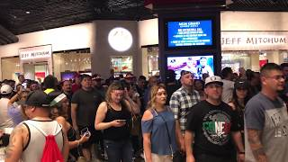 Download Canelo Alvarez vs Gennady Golovkin full fight crowd reaction after weigh in Video