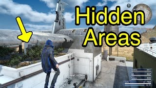 Download Final Fantasy XV: Hidden Details in Hammerhead Video