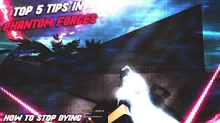 Download TOP 5 TIPS IN PHANTOM FORCES! (How To Get Better) Video