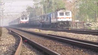 Download Gatimaan Express Vs Bhopal Shatabdi - The New Epic Rivalry Of Indian Railways Video