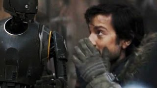 Download The Moment Diego Luna Starts Laughing in 'Rogue One: A Star Wars Story' Explained Video