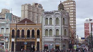 Download Curitiba Tour da cidade ( novo ) Brasil Video