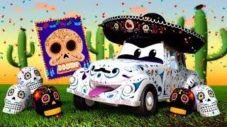 Download ESPECIAL DIA DOS MORTOS 🚄 Troy o Trem - Cidade do Trem   Desenhos animados para Crianças 🚄 Video