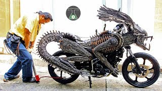 Download 10 FANTASTIC MOTORCYCLES WHICH ACTUALLY EXIST! Video