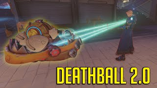Download DEATHBALL 2.0! The Hanzo 1v1, Muselk v Zylbrad Video