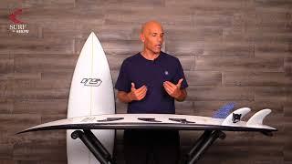 Download Haydenshapes ″Darkside″ Surfboard review by Noel Salas Ep. 36 Video