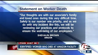 Download Amazon employee killed in forklift accident at Plainfield facility identified Video