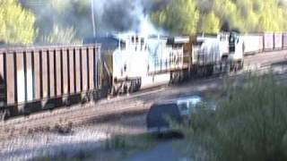 Download CSX, will the locomotive make it with out catching fire??? Video
