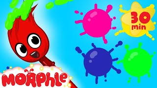 Download My Magic Colors - Learn About Colors with My Magic Pet Morphle Video