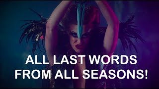 Download Escape the Night LAST WORDS from ALL SEASONS (includes minor characters) Video