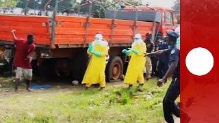 Download Video: Ebola patient escapes quarantine, spreads panic in Monrovia (Liberia) Video