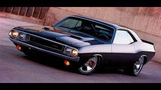 Download PLYMOUTH BARRACUDA || Best of Muscle Power Video