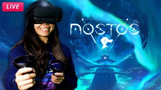 Download No Man Sky VR & Nostos VR - Live Video