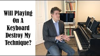 Download Is It Okay To Practice On a Digital Piano? Josh Wright Piano TV Video