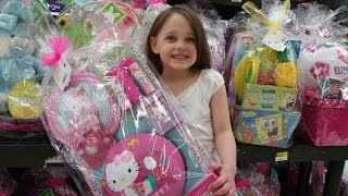 Download Easter Basket Shopping with Annabelle ″Happy Easter, Toy Freaks″ Video