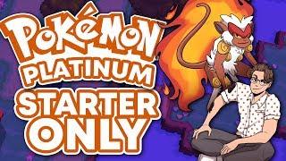 Download Beating Pokemon Platinum Using Only My Starter Video