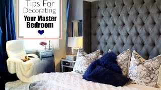 Download Luxury Master Bedroom Decorating Ideas - MissLizHeart Video