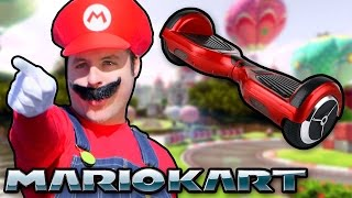 Download MARIO KART WITH HOVERBOARDS Video
